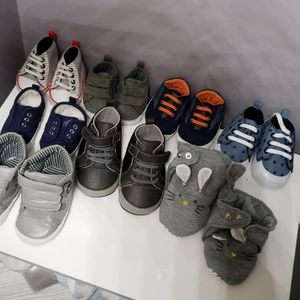 Other - Lot of Baby Shoes from Newborn to 9 months
